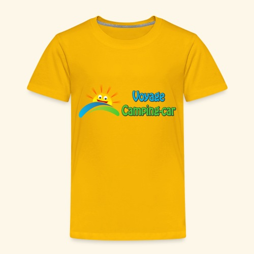 Voyage Camping-Car - T-shirt Premium Enfant