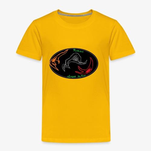 alpha badass - Kinder Premium T-Shirt