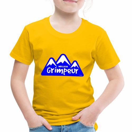 Klimmer - Kinderen Premium T-shirt