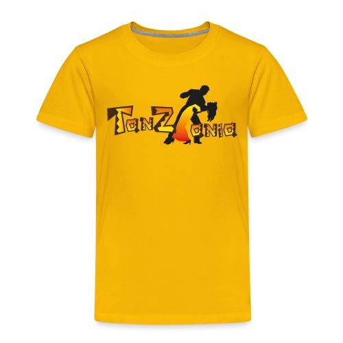 tanzania_dunkel aktuell - Kinder Premium T-Shirt