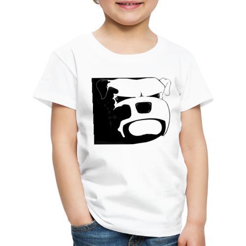 RÄYHÄ - Lasten premium t-paita