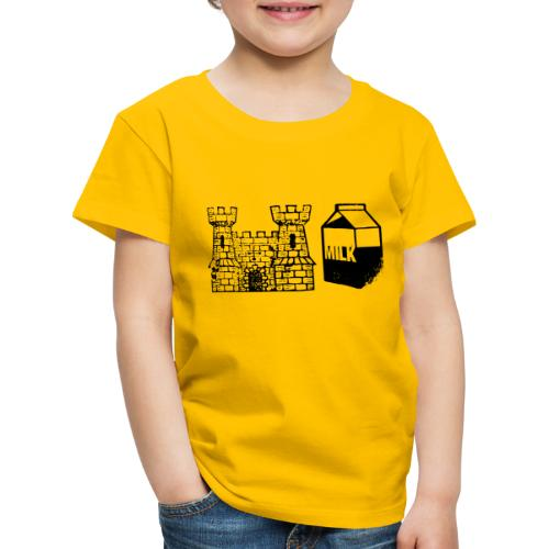 Castlemilk - Kids' Premium T-Shirt
