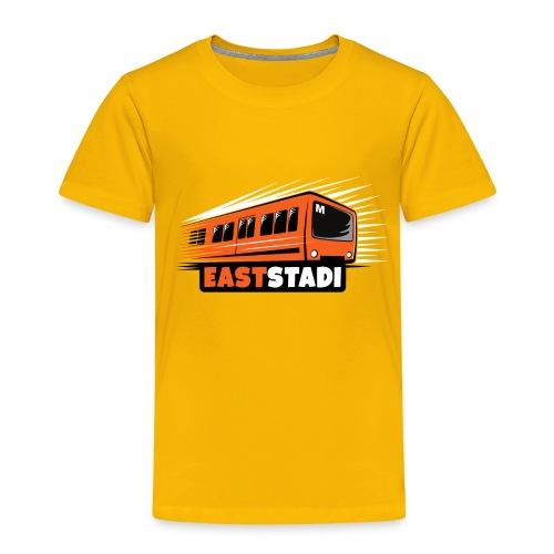 ITÄ-HELSINKI East Stadi Metro T-shirts, Clothes - Lasten premium t-paita