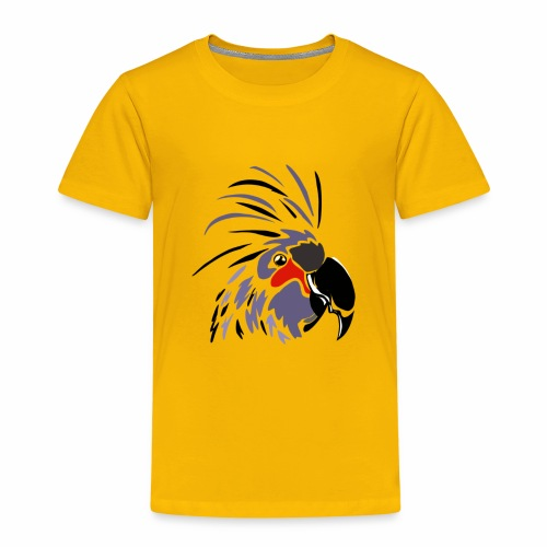 Parrot - T-shirt Premium Enfant