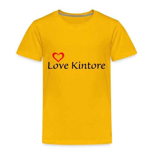 Love Kintore - Kids' Premium T-Shirt