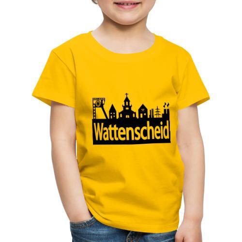 Skyline Wattenscheid - Kinder Premium T-Shirt