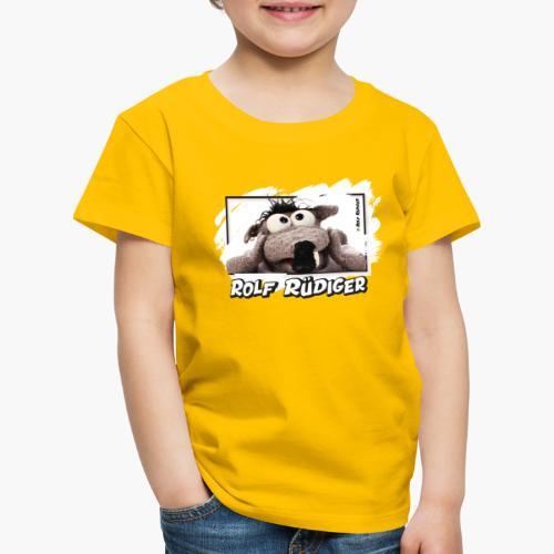 Rolf Rüdiger - Kinder Premium T-Shirt