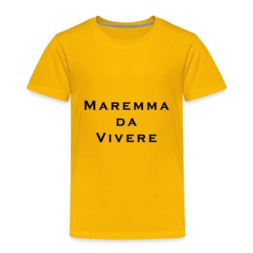 mdv - Maglietta Premium per bambini