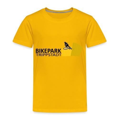 Classic schwarz gelb - Kinder Premium T-Shirt