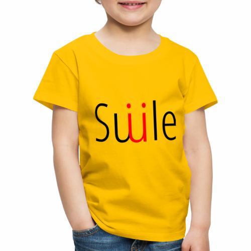 Smile - Camiseta premium niño