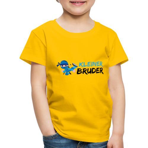 Ninja - Kleiner Burder - Kinder Premium T-Shirt