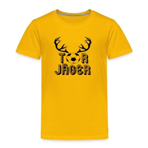 Torjägerskalierrt png - Kinder Premium T-Shirt