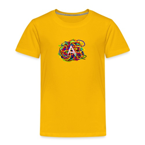 A - Kinder Premium T-Shirt