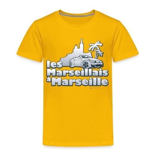 les marseillais à marseille - T-shirt Premium Enfant