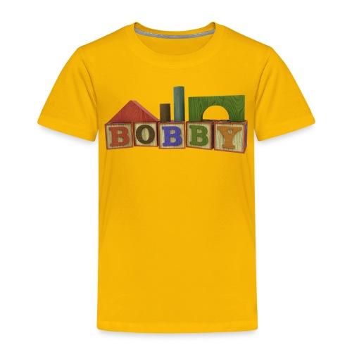 bobby - Kinder Premium T-Shirt