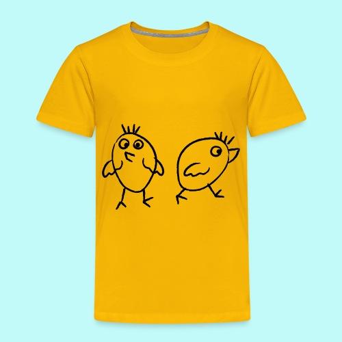 2 Dreckspatzen - Kinder Premium T-Shirt