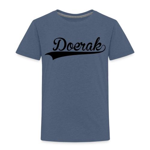 Doerak - Kinderen Premium T-shirt