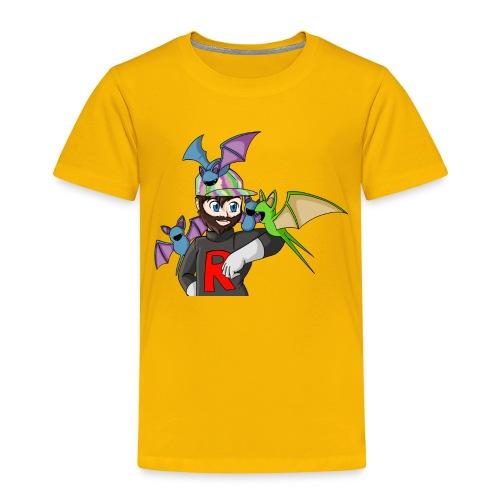 AJ and Zubat - Kids' Premium T-Shirt