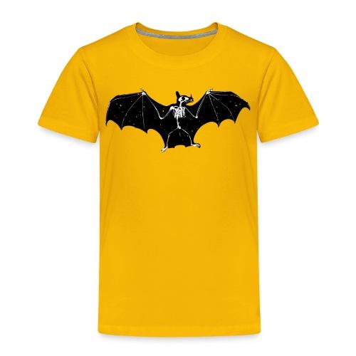Bat skeleton #1 - Kids' Premium T-Shirt