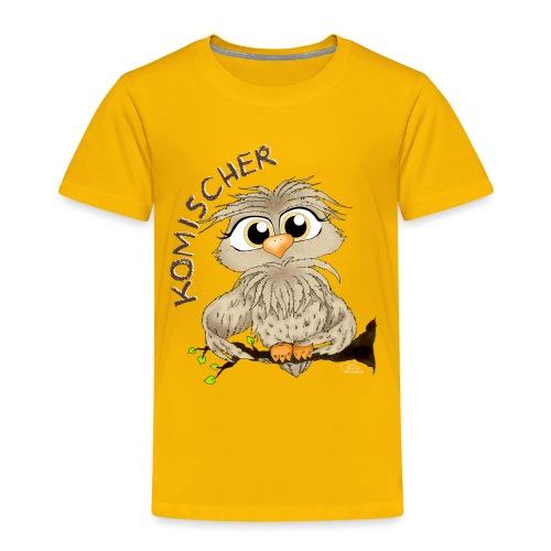 Komischer Kauz - Kinder Premium T-Shirt