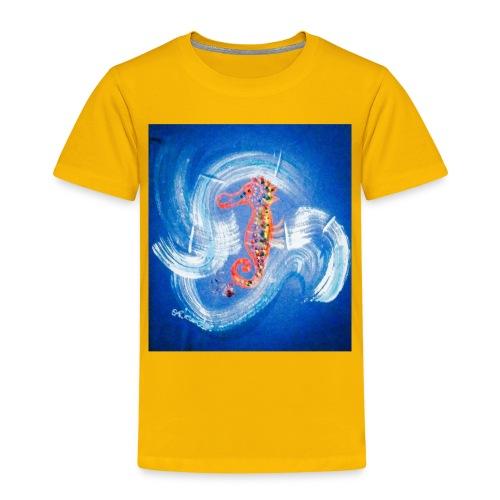 PSX 20181102 184348 Babyseepferdchen - Kinder Premium T-Shirt