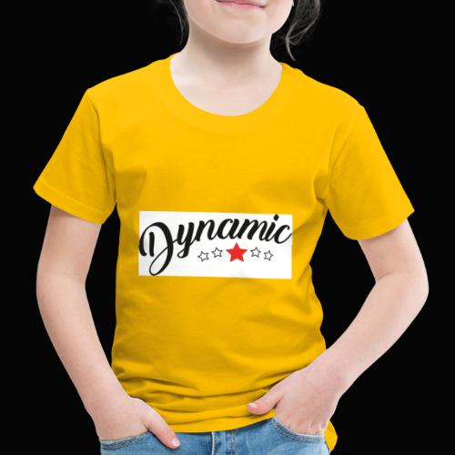 dynamic Collection - Kinderen Premium T-shirt