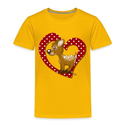 Kira Kitzi Fliepi - Kinder Premium T-Shirt