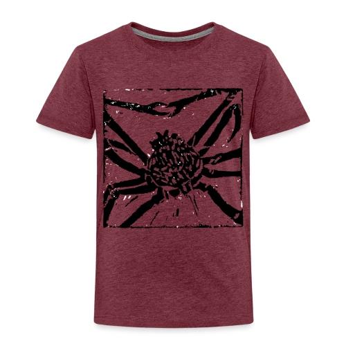 Museum Giant Spider Crab - Kids' Premium T-Shirt