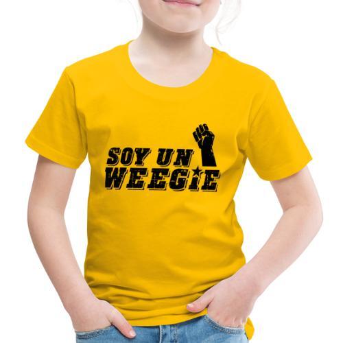 Soy Un Weegie - Kids' Premium T-Shirt