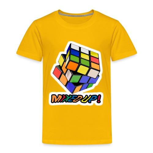 Rubik's Mixed Up! - Premium-T-shirt barn