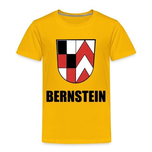 Bernstein- Wappen - Kinder Premium T-Shirt