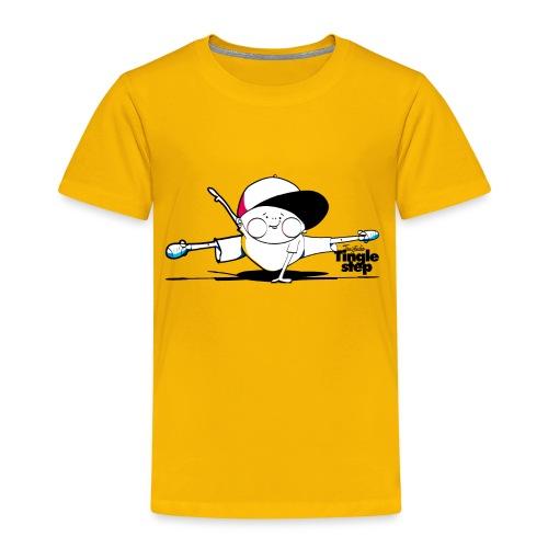 Kindertanz Junge - Kinder Premium T-Shirt