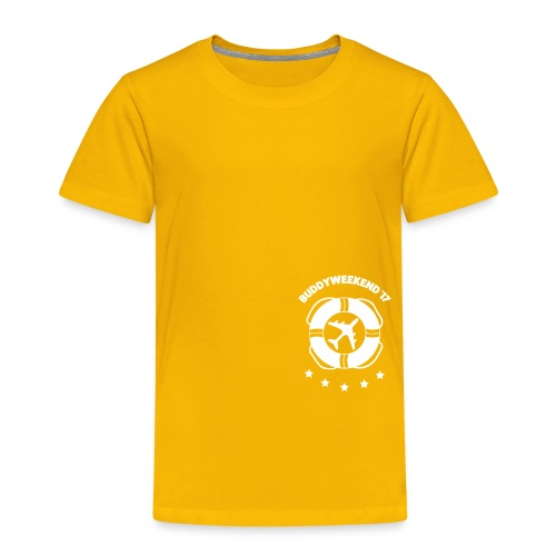 Buddyshirt '17 - Kinder Premium T-Shirt