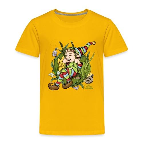 Schaukelwicht - Kinder Premium T-Shirt