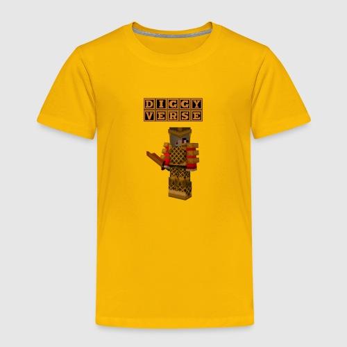 DigginChickin - Kids' Premium T-Shirt