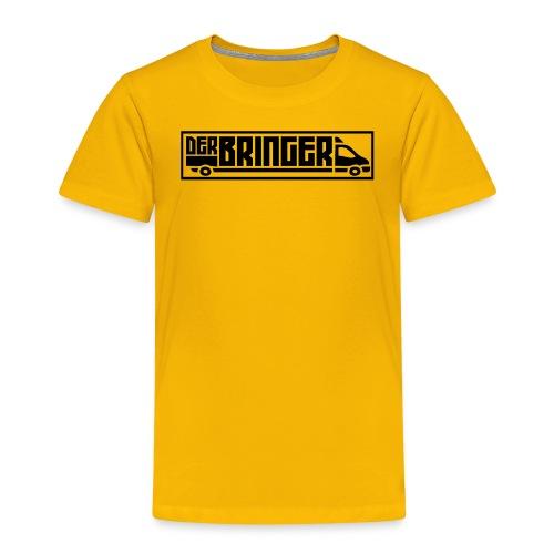 bringer shirt 1 - Kinder Premium T-Shirt