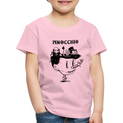 pinocchio - Maglietta Premium per bambini
