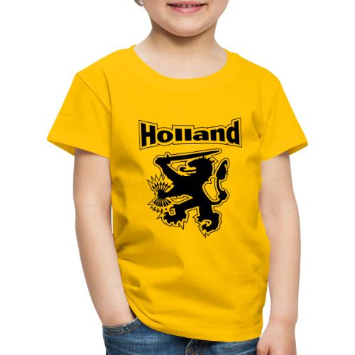 leeuwholland - Kinderen Premium T-shirt