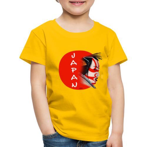 Japon - Camiseta premium niño