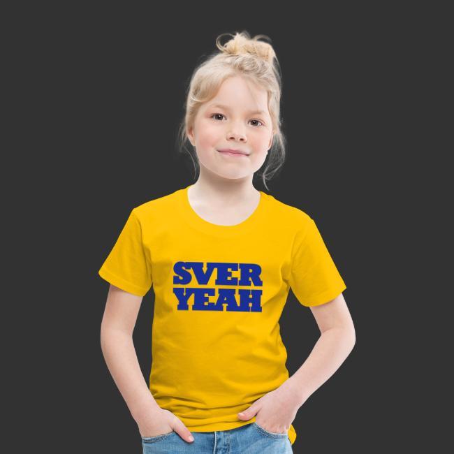 SVERYEAH GulBlå