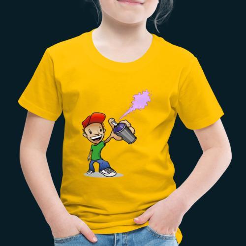 Sprayer - Kinder Premium T-Shirt