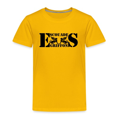 Logo Escouade Griffons 2016 - T-shirt Premium Enfant