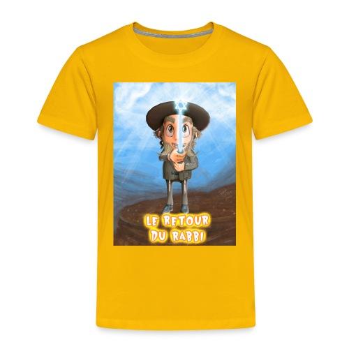FR Retour de Rabbi Shalom - T-shirt Premium Enfant