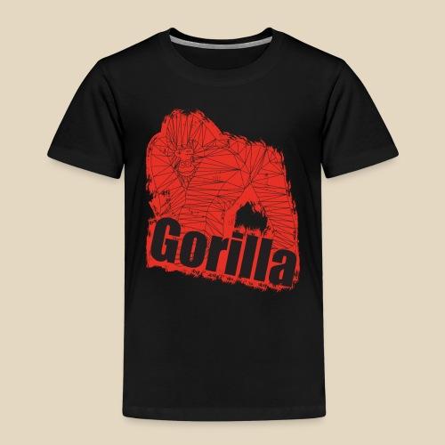 Red Gorilla - T-shirt Premium Enfant