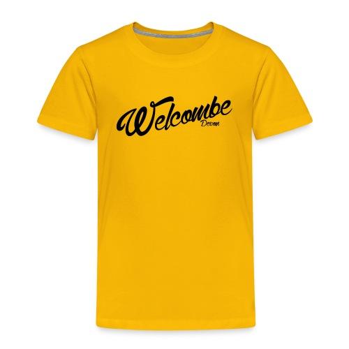 Welcombe - Devon - Kids' Premium T-Shirt