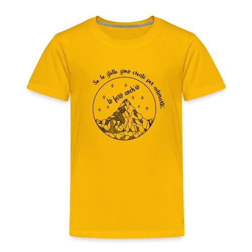 selestelleN - Maglietta Premium per bambini