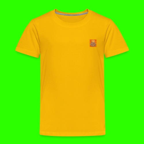fishfinger gaming jpg - Kids' Premium T-Shirt