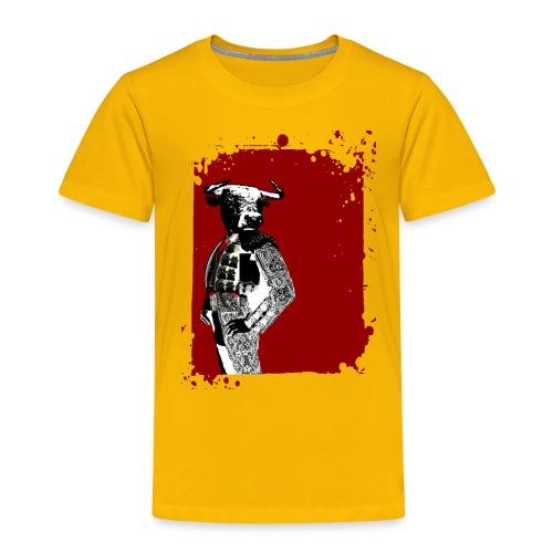 toro torero - Camiseta premium niño