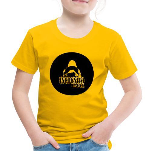 INCOGNITO KRĄG © - Koszulka dziecięca Premium