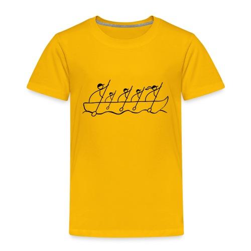 lodka_4m1w_bez-logo - Kinder Premium T-Shirt